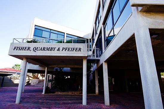 Fisher, Quarmby & Pfeifer Building
